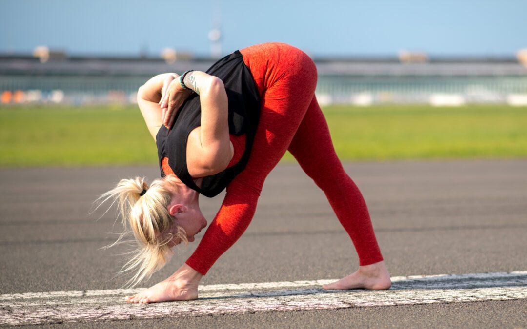 Yoga Foundations: Shoulders & Hips