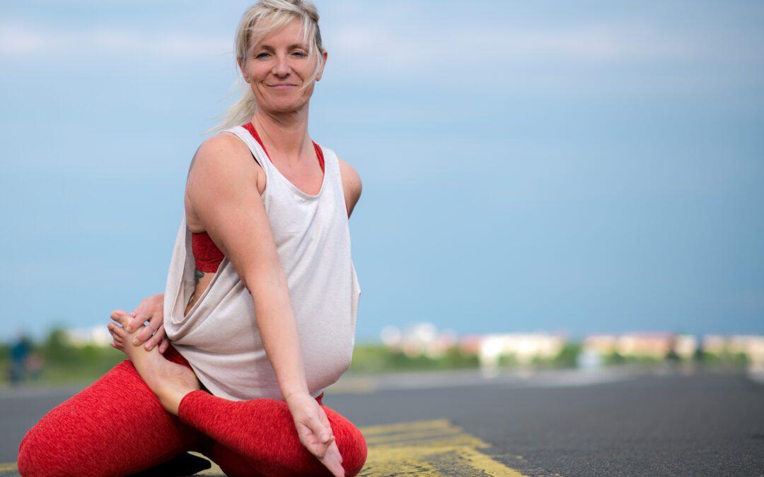 Yoga Foundations: Lower Body