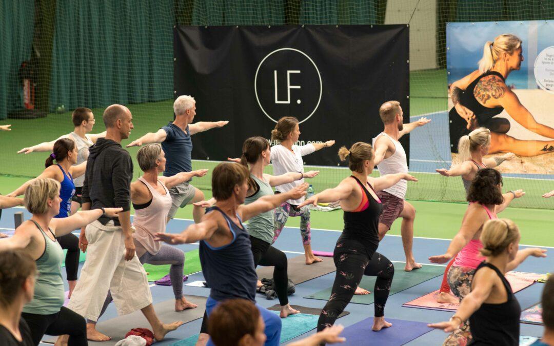 Yoga Flow for Strength & Flexibility